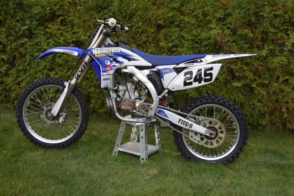 YZ 250 AF – Québec city – Quebec – Canada – Bikes For Sale