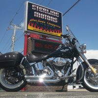2009 H-D Softail Deluxe Touring