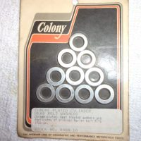 COLONY CYLINDER HEAD BOLT WASHERS