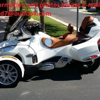 2013 Can Am Spyder RT Limited SE5 - $8500