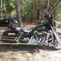2007 Harley-Davidson Electra Glide CLASSIC $4000