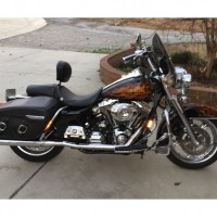 2007 Harley-Davidson Road King CLASSIC $3000