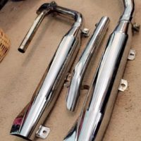 Harley Exhaust System