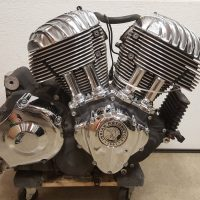 INDIAN ROADMASTER 111 V-TWIN THUNDER STROKE ENGINE / MOTOR