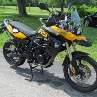 2009 BMW F-800 GS Perfect condition