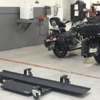 MotoMover Platinum Edition Motorcycle Garage Dolly