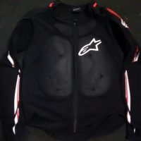 Alpinestars Bionic Pro Jacket Motorcycle MX Body Armor