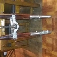 VN800 Forks and Head Bearing
