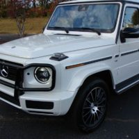 mercedes benz g550 2019 , low KM