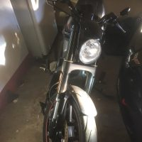 2012 Harley Davidson night rod special