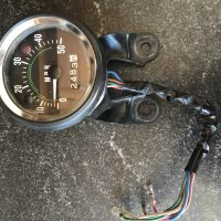 Speedometer: 1972 Honda SL70 or CT70