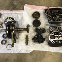 Harley Davidson top end for 103 engine