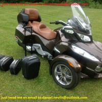 2012 CAN-AM SPYDER RT Limited - $8200