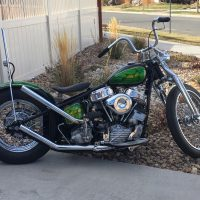 For Sale  Harley Davidson  1951 FL Panhead