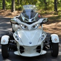 2011 Can-Am Spyder LT Limited