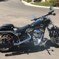 Used 2016 Harley-Davidson Breakout