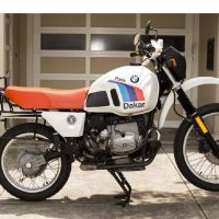 1981 BMW R80 G/S Paris Dakar