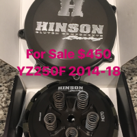 Hinson complete Clutch kit Yamaha YZ250F