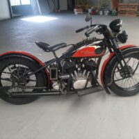 1933 HARLEY DAVIDSON MODEL VF 1200