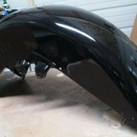 Used '03 FLHT Electra Glide Ultra Limited Front Fender