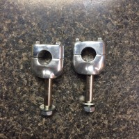 STOCK HONDA 7/8THS BAR CLAMPS
