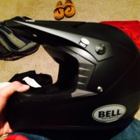 Bell sx1 medium black
