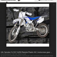 YAMAHA YZ125/250 Parts *NEED TO SELL* page 2 of 2
