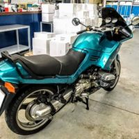 BMW R 1100 RS (SPARE PARTS, OPEN TO EXPLORE)