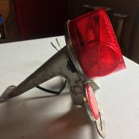 Vintage Chopper Tail Light