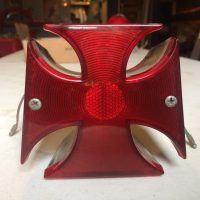 Iron Cross Chopper Tail Light