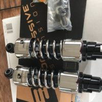 Harley Davidson Progressive Rear Shocks