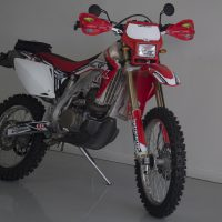 2005 Honda CRF 450X California Plated Dirt Bike