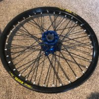 Excel Wheels w/ Blue Kite Hubs