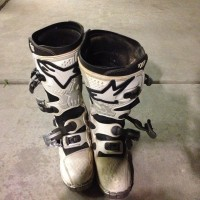 Alpinestar Tech 8 size 8