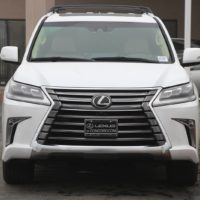 clean 2020 Lexus LX 570 SUV full option for sale