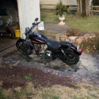 "92 fxr with Sputhe 100"" fatvo motor"