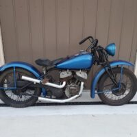 Selling 1941 Indian scout