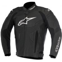 Alpinestars gp plus airflow leather motorcycle jacket