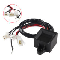 12V AC CDI Ignition Unit Control Coil For YAMAHA PW 80 PW80 PEEWEE 80 Dirt Bike